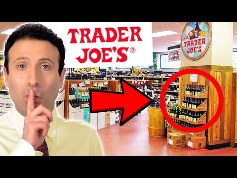 10 SHOPPING SECRETS Trader Joe's Doesn't Want You to Know!