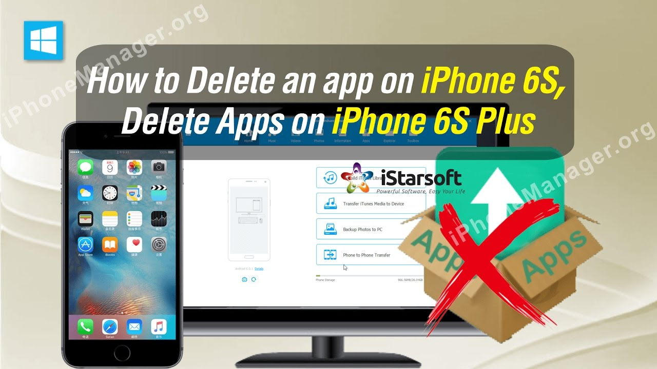 how to uninstall an app on iphone how to delete an app on iphone 6s delete apps on iphone 5289