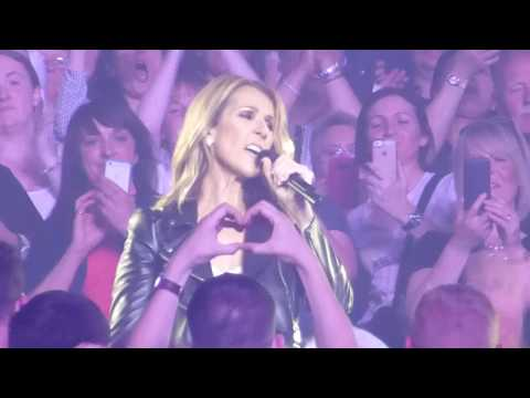 Celine Dion - Love Of My Life (Queen Cover) - Live At Leeds Arena   Sun 25th June 2017