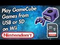 Nintendont 2018 - Play GameCube Games From SD or USB on Wii