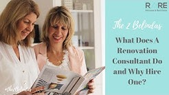 What Does A Renovation Consultant Do and Why Hire One?