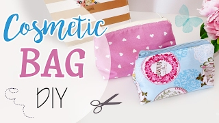 Astuccio in stoffa Fai da te - Cosmetic Bag DIY