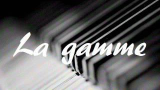 """Musique de film - thème principal """"La gamme"""" - Soundtrack"""
