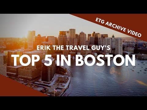 Boston, Massachusetts Overview