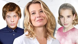 Юлия Высоцкая и ее дети! Последние новости о Маше Кончаловской...