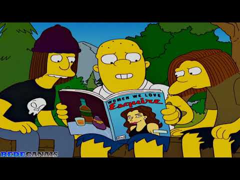 Os Simpsons - Ep: curvas perigosas [1/2] from YouTube · Duration:  10 minutes 6 seconds