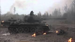 Александр Швед  38 ДНЕЙ  Т-34 против Тигра