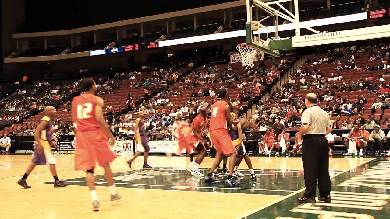 Jacksonville Giants Vs Eastpoint Jaguars Basketball Game