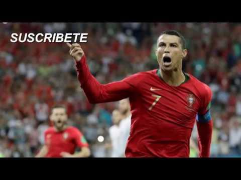 España  3  vs Portugal 3 | Radio COPE | Mundial Rusia 2018