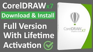 Gambar cover How To Download CorelDRAW x7 With Full Crack & Serial Key