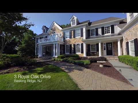 Offering for Sale - 3 Royal Oak Drive in Basking Ridge NJ
