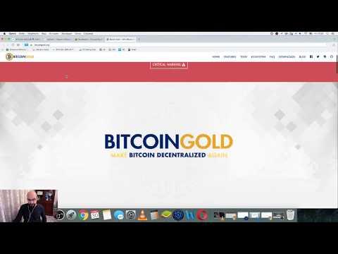 Получаем Bitcoin GOLD из кошелька Bread и Electrum