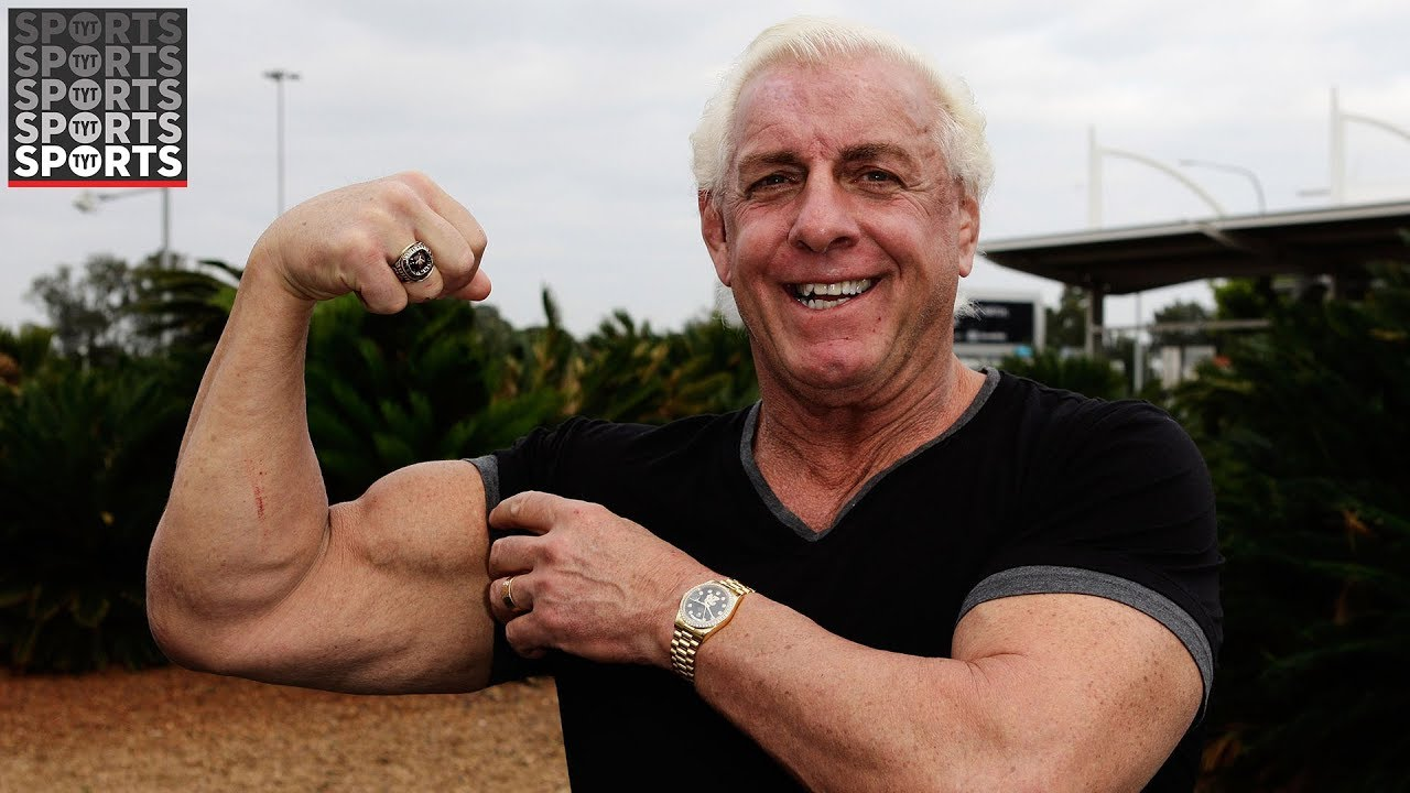 Ric Flair Slept with More than 10000 Women, and Five More Facts from His '30 ...