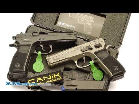 Pistola Canik P120