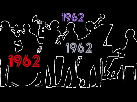 Acker Bilk with the Leon Young String Chorale and vocal chorus - Underneath the Arches (1962)