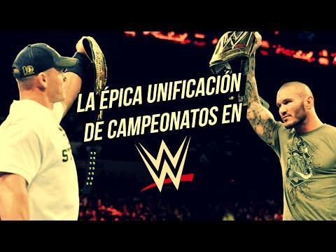 Cena vs. Orton: ¡La UNIFICACIÓN del CAMPEONATO de WWE y el CAMPEONATO MUNDIAL PESADO!