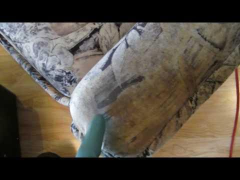 0 - Як чистити флок на дивані?