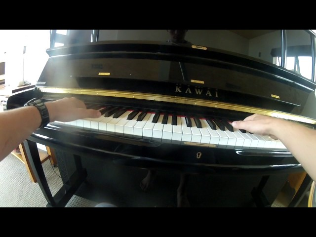 GoPro Piano - Pirates of the Caribbean