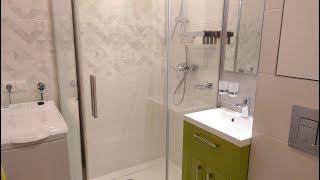 видео Ремонт ванной комнаты в Саратове | Цена от 25000 до 65000 Рублей под ключ (все пакеты на сайте) | Реальные примеры смет | Ремонт-64