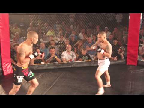 "Frankie ""Frank Nasty"" Osborne - MMA Highlight Reel"