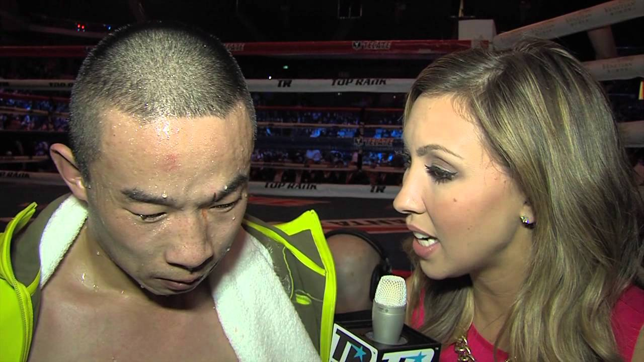 Showdown at Sands: IK Yang Post Fight Interview