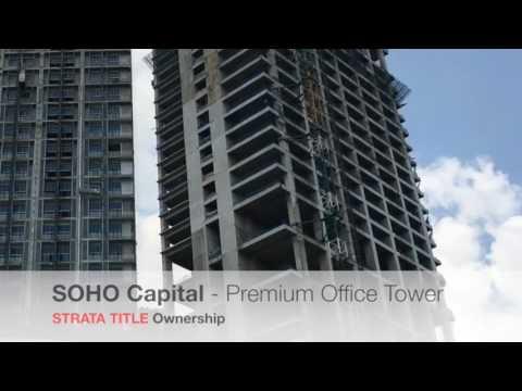 SOHO@Podomoro City Project Progress Video April 2016