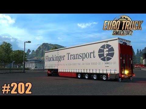 Euro Truck Simulator 2 | #202 | Durch München [FullHD|German|Mods]