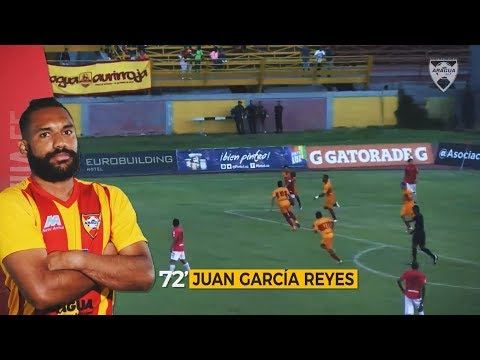 PRIMERA | GOL DE JUAN GARCÍA REYES ANTE METROPOLITANOS FC | JORNADA 04 TORNEO CLAUSURA 2017