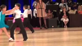 Michael and Emma 2012 Orange County Ballroom Dance Competition