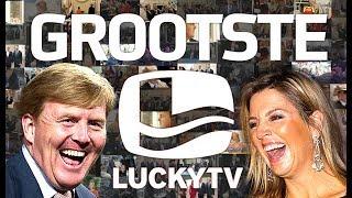 De Grootste Willy en Max LuckyTV compilatie ooit! Op werkbezoek