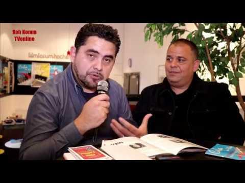 Interview mit Lester Hamlet, Regisseur von Ya no es antes, mit Luis Alberto García