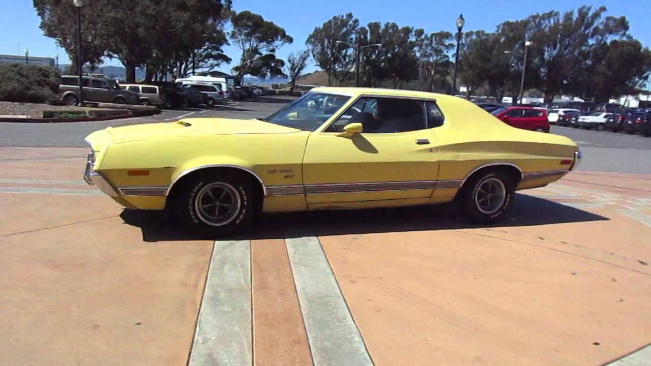 Yellow Ford Torino  Walkaround