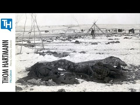 The Truth Of The Wounded Knee Massacre Of December 29th 1890