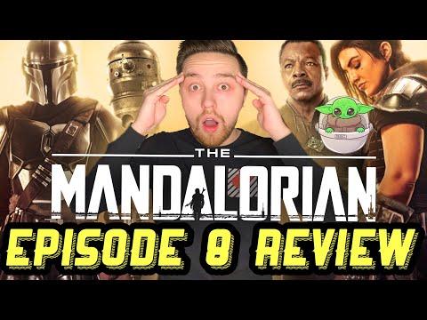 The Mandalorian Episode 8 Review | Disney+ (SPOILERS)