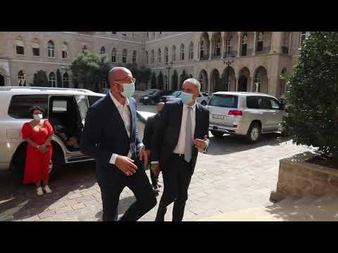President Michel met Prime Minister of Lebanon in Beirut