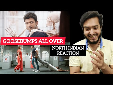 Yuvarathnaa MASS Laboratory Fight Scene Reaction | Puneeth Rajkumar | Sayyeshaa Saigal