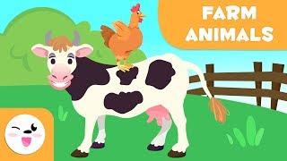 Farm animals for kids - Vocabulary fo kids