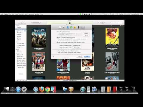 60 Seconds How To Play Movies & Music From Your External Hard Drive Inside iTunes