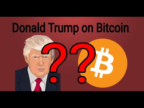 What Donald Trump Saying on Bitcoin and Other CryptoCurrencies and Facebook Libra Coin - Letest News
