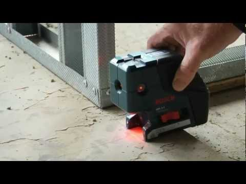 Bosch Power Tools - GLL2-80 Dual Plane Leveling and Alignment Laser Product Video