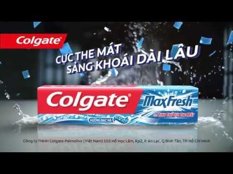 Colgate MaxFresh - 30s