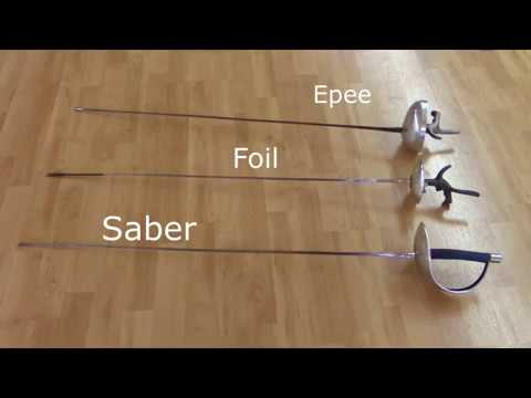 Fencing 101. The Uniform, Blades, And How To Order Equipment.