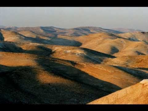 JUDEAN Desert History & Nature; Judea vs 'Palestine'