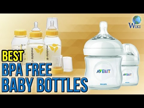 10 Best BPA Free Baby Bottles 2017