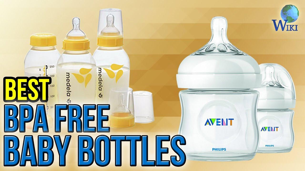 10 Best Bpa Free Baby Bottles 2017 Youtube