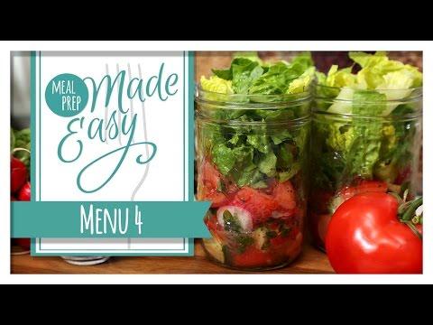 4 Supermarket Shortcuts for Healthier Meal Prep