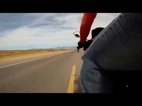 El Paso Motorcycle Ride (Part 1) (17 Feb 2014)