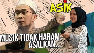 Nissa Sabyan SENANG😍 Ternyata MUSIK Tidak Haram, TAPI… - Ustadz Adi Hidayat LC MA