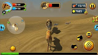 Download Mp3 Cheetah Family Sim - Animal Simulator Android Ios Gameplay #5