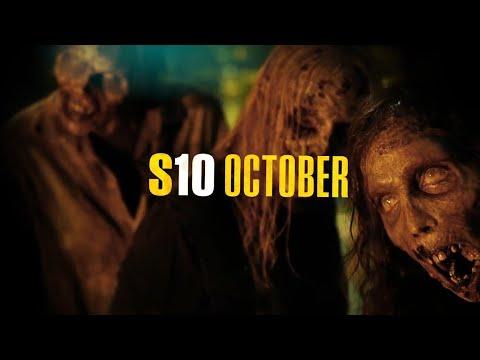 La décima temporada de 'The Walking Dead' se estrenará en octubre